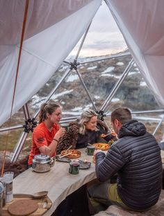 Overnight stay in an Artic Dome tent close to Trolltunga, Norway First Aid Equipment, Dome Tent, Weather Forecast, Medical Conditions, Bergen, Public Transport, Hotel Offers, Norway, Sunrise