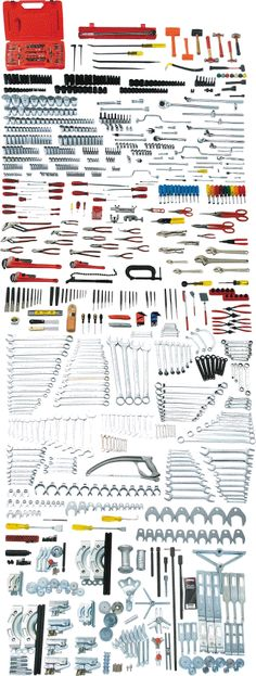 Proto® 1046Piece Master Technician Maintenance Set - Proto Industrial