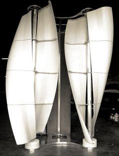 New Vertical Axis Urban Wind Turbine Needs a Kickstart