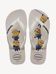 dc62ee20884 Havaianomaniacos  Havaianas coleçao 2015  Os Minions Shoes Calçados