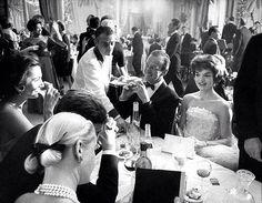 JFK, Jackie et David Niven.