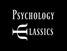 Completely free access to the most important and influential journal articles ever published in the history of psychology. History Of Psychology, Psychology Resources, Colleges For Psychology, Forensic Psychology, Psychology Major, Psychology Student, Counseling Psychology, Psychology Quotes
