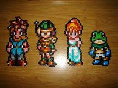 Characters from Chrono Trigger