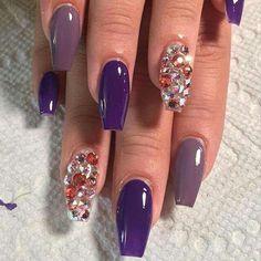 Purple for Ani