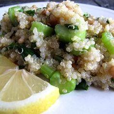 Quinoa met citroen
