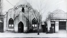 TODAY marks the historic day the Pretoria News first appeared on the streets of the capital city 120 years ago. In the decades since, the Pretoria News has reflected on the people and events which have shaped the city, South Africa and the world.