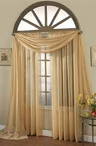arched window treatment ideas - Bing Images
