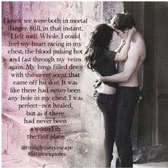 love the new moon quote on the back of the book {#littletwiquotes #edwardcullen #bel... | Use Instagram online! Websta is the Best Instagram Web Viewer!