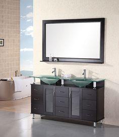 152 Best Double Modern Bathroom Vanities Images Discount Bathroom