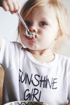 Sunshine Girl.