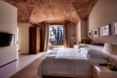 Green House Suite Bedroom