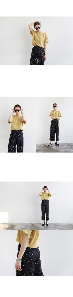 asian street style asian street fashion korean fashion fashion kids sum asian loose culottes love me dot trousers bestyle