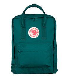 Fjallraven Classic Kanken Backpack Bag Ocean Green