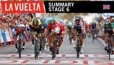 Summary - Stage 6 - La Vuelta 2018