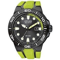 Citizen Scuba Fin Watch from Borsheims for $225.