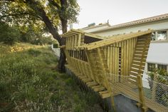 Gallery of Casa No Muro / Saperlipopette les Architectes + Martial Marquet - 12