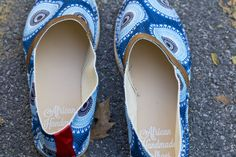Mariano Di Vaio for African Handmade Shoes  #Espadrilles #Espadrillas #MarianoDiVaio