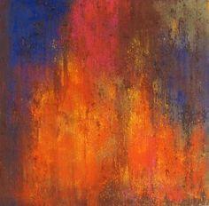 Los Cuatro Elementos hechos Arte - Tierra: pasión, la visión de la Tierra.