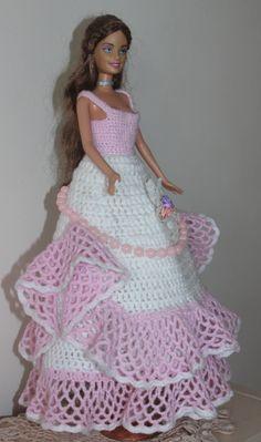 "I made this for my daughter's doll.  Agnieszka Dalmata ""My handmade: knitting & crochet"""
