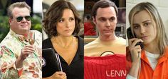 Emmys Comedy Series Modern Family Veep The Big Bang Theory Entertainment News