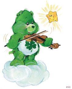 Care Bears - Lucky Bear