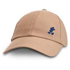 Disney Hat - Baseball Cap - Mickey Mouse Icon - Tan Disney Hat 56554d66c4bc