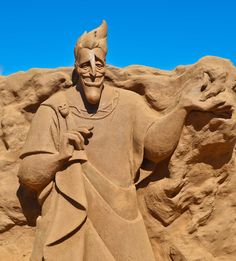 Hades sand art