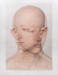 Woven Portraits by David Samuel Stern | iGNANT.de