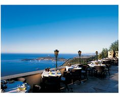 La Chèvre d'Or, Eze, France- World's Best Restaurant Views- each in genuine French style while studying abroad in France!