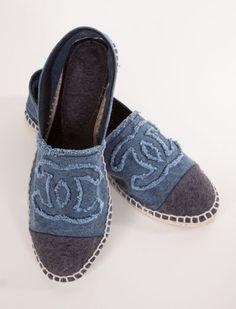 Chanel Slip-Ons #swoooooon: