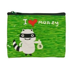 Fancy - I Heart Money Coin Purse - Whimsical & Unique Gift Ideas for the Coolest Gift Givers