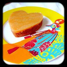Coeur de pomme au caramel beurre salé - les meilleures recettes de cuisine d'Ôdélices