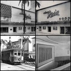 C I N E M E T R O       dia da inauguração do Cine Metro em 1938 com 'Broadway Melody 1938' (Melodia da Broadway) uma produção de 1937. ...