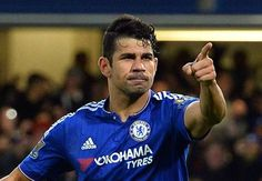 Diego Costainsists he would only leave Chelsea for former club Atletico Madrid and has no interest in moving to the Chinese Super League.  Costa was Chelsea's top scorer as he inspired them to a second Premier League title in three seasons but their campaign ended on a sour note with a 2-1 defeat in Saturday's FA Cup final against Arsenal.  Alexis Sanchez fired Arsenal into a fourth-minute lead despite the champions' protests over handball and offside and although Costa levelled with his…