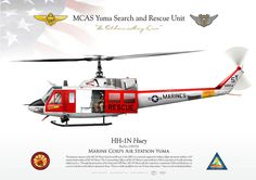 UNITED STATES MARINE CORPSMCAS Yuma Search and Rescue Unit Marine Corps Air Station Yuma