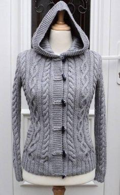 Gilet femme Valérie - explications tricot en français chez Makerist Tricot  Et Crochet, Modèle Tricot 6db7b52b917d