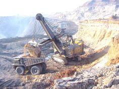 P H rope shovel Mining Equipment, Heavy Equipment, Earth Moving Equipment, Shovel, Terra, Military Vehicles, Plant, Iron, Construction