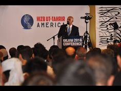 """US Muslim leader at Chicago conference: """"Islam is here to dominate"""" Posted on November 1, 2016 by creeping  Khilafah Conf 2016- Beyond Ballots: Political Activism in Islam"""