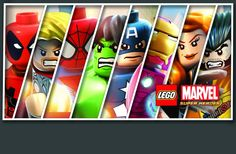 want!!!! (Lego Marvel Superheroes video game)