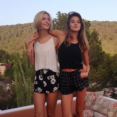 Brand new Brandy Melville floral shorts no trades Brandy Melville Shorts