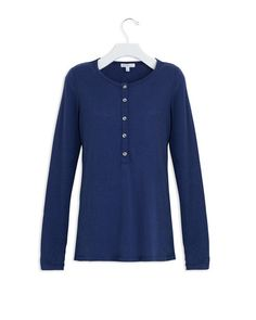 Classic Henley by Stylemint.com, $19.99