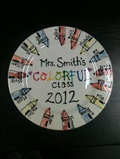 Another cute teacher gift idea