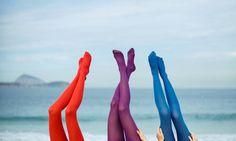 O truque simples que promete o fim dos rasgos na meia-calça