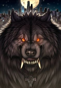 Renamed my graphic novel, as well as made the cover for it finally. The book was originally called Vehemence. 'Ira' is 'wrath' in Latin if you were wond. Werewolf Art, Mythical Creatures, Mythology, Horror, Digital Art, Lion Sculpture, Deviantart, Werewolves, Drawings