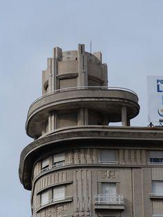 Edificio Tapié, Montevideo Uruguay