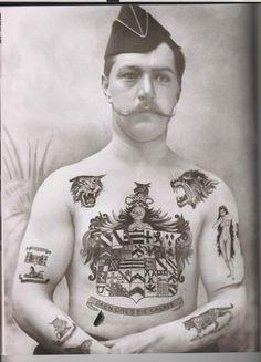 """Résultat de recherche d'images pour """"mauvais garçons tatoués"""""""