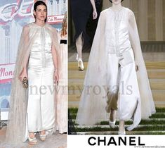Charlotte Casiraghi - Chanel Paris Haute Couture SS 2016