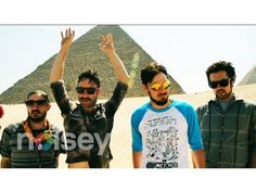 Black Lips Tour the Middle East - Noisey Specials