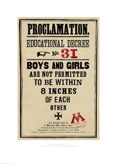 Educational Decree No. 31   The graphic art of Harry Potter via @Creative Review