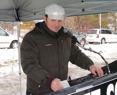 Disc Jockey Chas Giknis provides music at Chilly Willy Day Lake George, Events, Day, Music, Happenings, Musica, Musik, Muziek, Music Activities